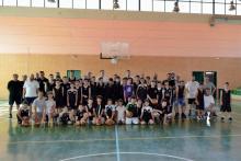 Γιορτή Ακαδημιών Μπάσκετ Αγοριών ΜΕΛΑΣ ο Άγιος Ελευθέριος 2014