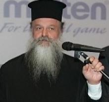 Χαιρετισμός Προέδρου - Πάτερ Γεώργιος Φειδόπουλος