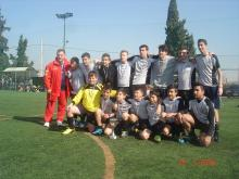 K-14, Οι πρωταθλητές του ΜΕΛΑΣ ο Άγιος Ελευθέριος